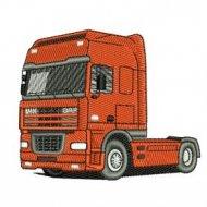 DAF vrachtwagen DAF, DAF truck design, design, truck, vrachtwagen