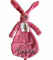 Rabbit Richie Tiny 28cm met naam en datum happy horse, happy horse met naam, konijn, rabbit, rabbit richie met naam, richie