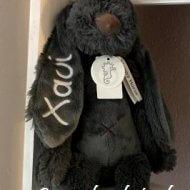 Rabbit Richie 58cm met naam happy horse, happy horse met naam, konijn, rabbit, rabbit richie met naam, richie