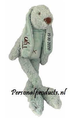 Rabbit Richie 58cm met naam en datum happy horse, happy horse met naam, konijn, rabbit, rabbit richie met naam, richie