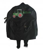 Rugtas met tractor en naam kinder rugtas, rugtas, rugtas met naam, rugtas met tractor, rugtasje