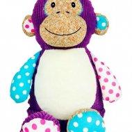 Maki de aap aap knuffel met naam, aap met naam, Maki de aap