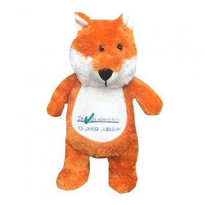 Snuitje de vos snuitje de vos, vos met naam, vosje knuffel met naam