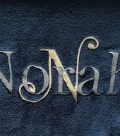 Fleece deken met naam en initiaal fleece, fleece deken, fleece plaid, met naam en initiaal