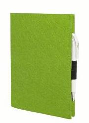 Vilten Cover A5 formaat a5 formaat, boekje met tekst, cover, schrijfblokken, vilt, vilten, vilten cover, vilten omslag