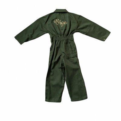 Kinder overall met naam kinder, met naam, overall, overall met naam, overalls, personalproducts.nl, tractor