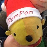 Kerstmuts met naam voor baby Kerst, met naam, muts, mutsen, mutsje